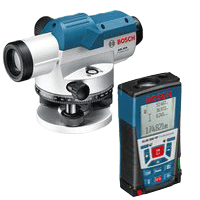 Измерительные приборы BOSCH